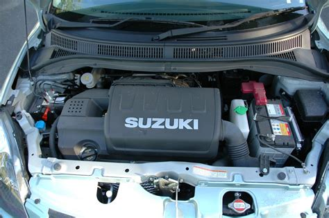 how does a cars engine work 2009 suzuki sx4 electronic toll collection suzuki swift sport review road test photos 1 of 19