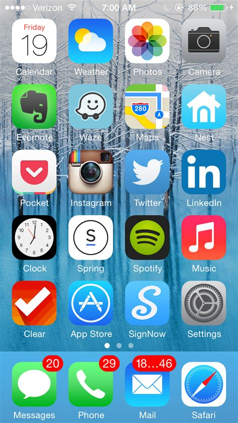 what s on your home screen warby s neil blumenthal