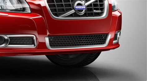 front bumper  chrome strip    design