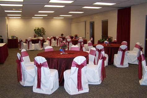 theatre style banquet seating room combo bernadette the conmy center