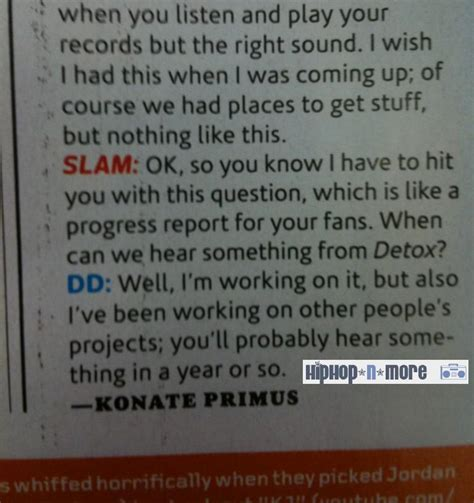When Is Detox Coming Out by Dr Dre S Detox Not Coming Out Before 2011 Hiphop N More