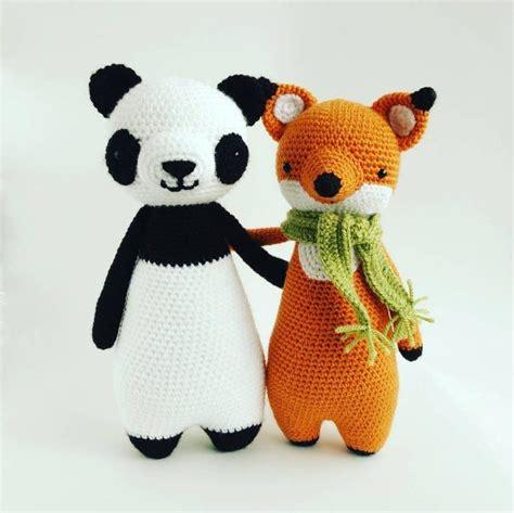 amigurumi panda panda amigurumi pattern amigurumipatterns