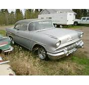 1957 Pontiac Laurentian 2dr Ht