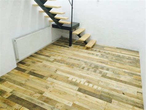 floor made out of pallets recycled ideas recyclart