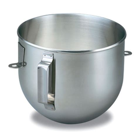 KitchenAid K5ASB Stainless Steel Bowl w/ Flat Handle for 5