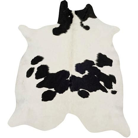 Safavieh Cowhide Rugs - safavieh cowhide leather rug 4 6 quot x 6 6 quot 6762432 hsn