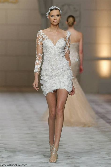 Janeta Dress introducing the pronovias 2015 bridal collection fab