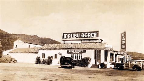 the malibu inn the malibu inn at malibu 1940s