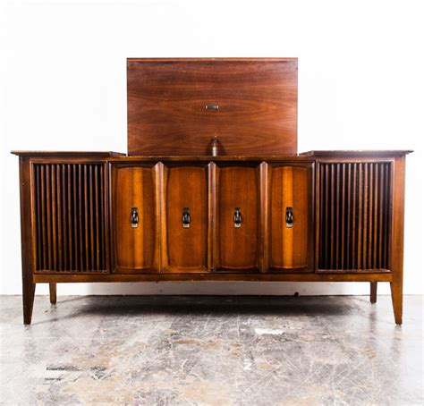 zenith record player cabinet vintage console radio shop collectibles online daily