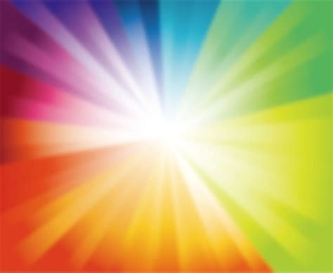 Spectrum Background Check Spectrum Burst Background Vector Illustration Free Vector