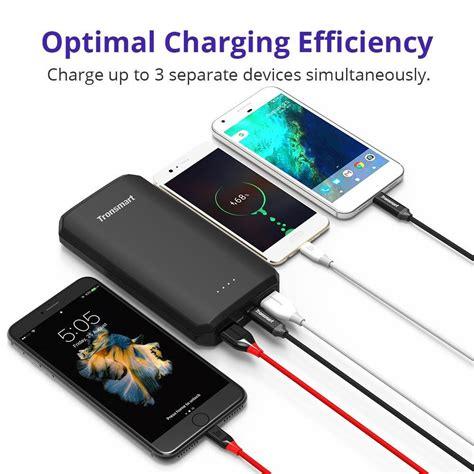 Power Bank Galaxy S8 Edge deals begin as tronsmart offers exclusive