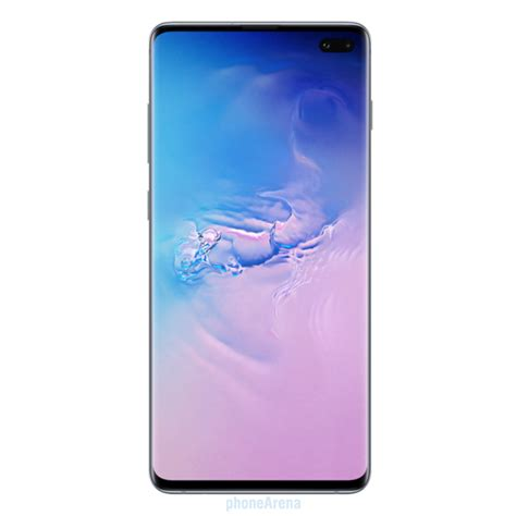 Samsung Galaxy S10 Length by Samsung Galaxy S10 Specs Phonearena