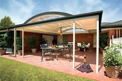 Outback Patio by Outback 174 Curved Stratco
