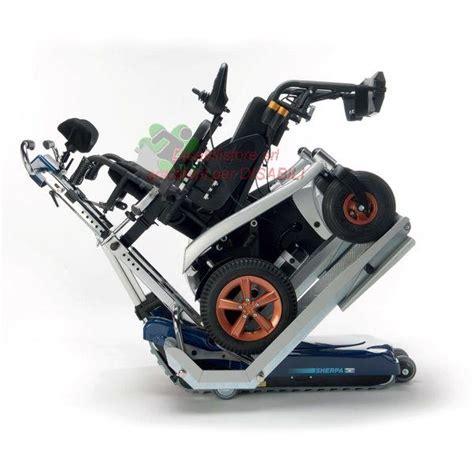 montascale mobile a ruote montascale saliscale cingolato con sistema ruote e timone