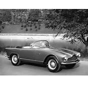 1953 Aston Martin DB2/4 Drophead Coupe Bertone  Studios