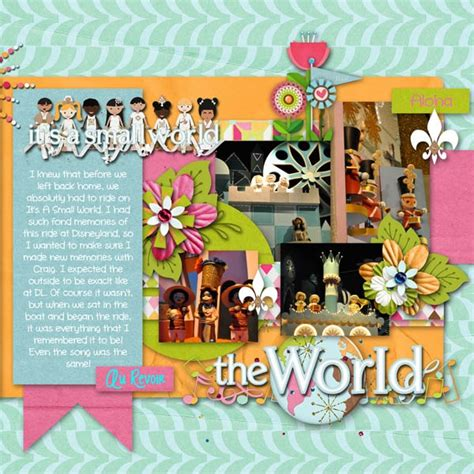 micro layout scrapbook 64 best it s a small world layouts images on pinterest