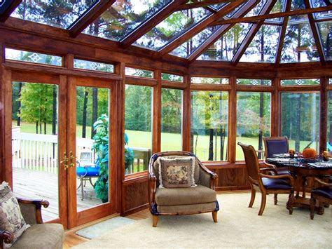 Sunroom Atlanta Ga why sunrooms and patio enclosures are great for entertaining dc enclosures