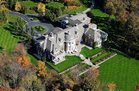 chappaqua ny county 17 9 million 19 000 square foot georgian colonial mansion