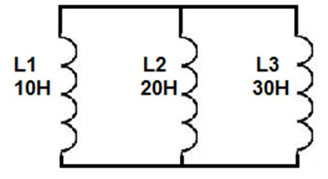 inductor parallel inductors in series and in parallel