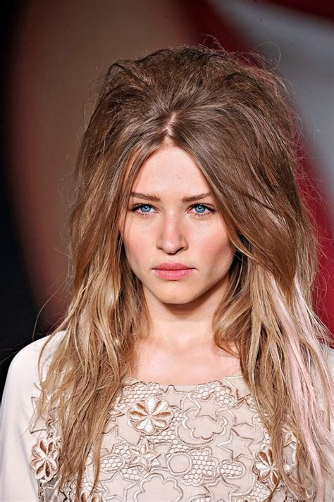 new hair styles for 2014 messy hairstyles for spring summer 2013 fashion trends