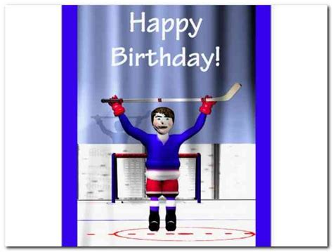 printable birthday cards hockey free printable birthday cards hockey rusmart org