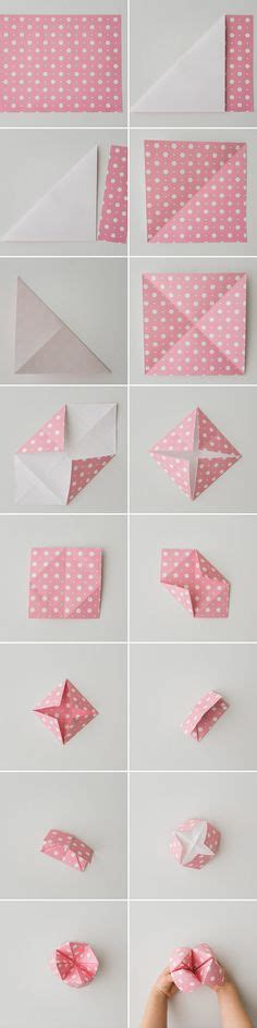 Paper Folding Breaker - blank paper fortune teller cootie catcher template