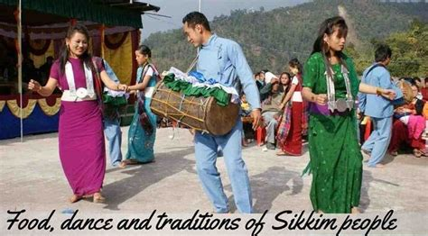 sikkim culture and tradition sikkimese language lifestyle