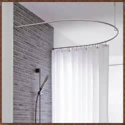 badewanne vorhang duschvorhangstange badewanne u form home interior referenz