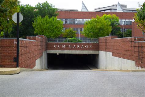 The Garage West by Visitors Maps Parking Of Cincinnati