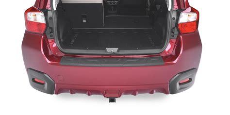 city subaru berlin vt subaru crosstrek rear seat back protector protection