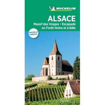 Guide Vert Alsace Vosges Edition 2018 Broch 233 Collectif