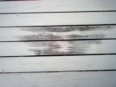 Removing Stain From Wood Deck by Remove Set In Grease Stains From Your Deck