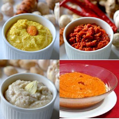 cara membuat nasi uduk warna merah cara membuat 4 jenis bumbu dasar masakan untuk stok selama
