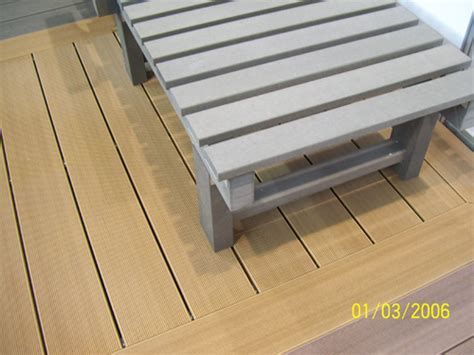 Composite Wood Furniture by Wpc Furniture Wood Plastic Composite Wpc Products