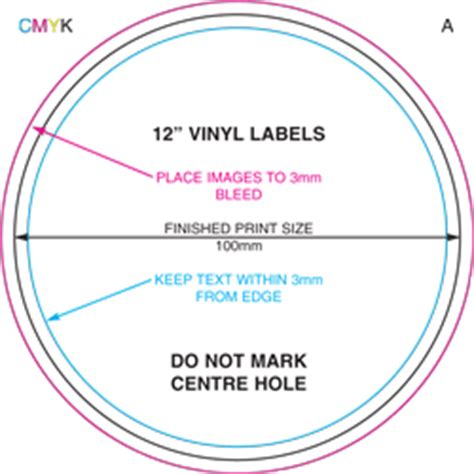 Vinyl Record Label Template Pictures To Pin On Pinterest Pinsdaddy 7 Inch Vinyl Record Label Template