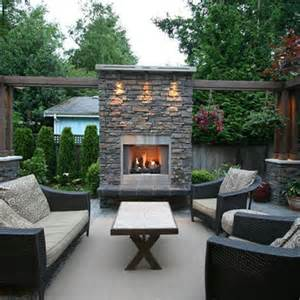 heated patio floor outdoor fireplaces and patios image for outdoor