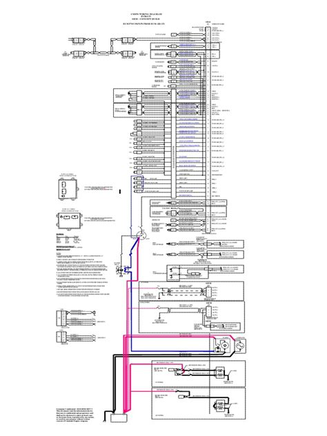 j1708 terminating resistor wiring diagram