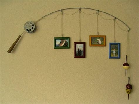 fishing home decor family photo art ideas you will love the whoot