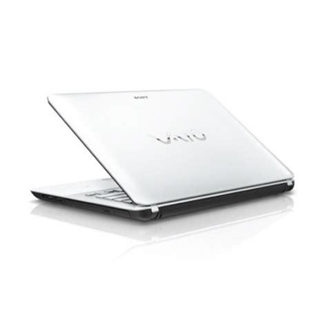 Sony Svf 14212 sony vaio svf 14212sg white jakartanotebook
