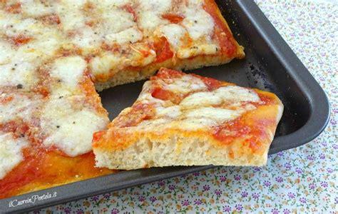 ricetta pizza in casa pizza fatta in casa ricetta pizza fatta in casa in