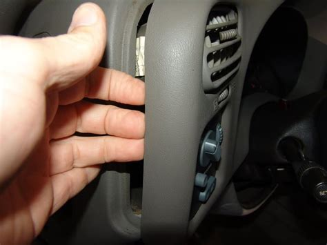 remove the dash in a 1994 gmc 3500 how to replace a