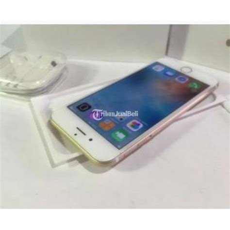 Handphone Iphone 6 Second handphone apple iphone 6 16gb gold fullset normal second harga murah bandung dijual tribun