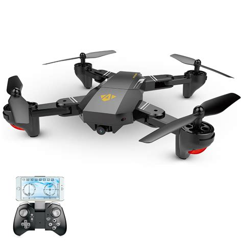 black visuo xs809hw wifi fpv 2 0mp 720p 120 176 fov wide