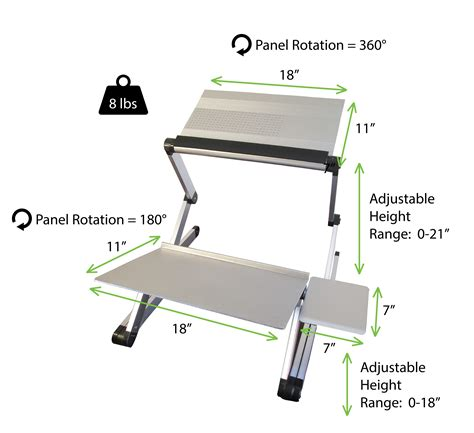 ergonomic sit stand desk workez standing desk conversion kit adjustable ergonomic