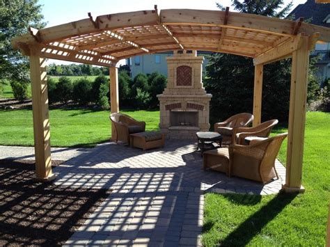 arched pergola plans in approaching my arched pergola
