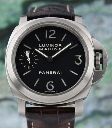 Luminor Panerai Automatic Pam 177 panerai hj jewellery singapore reliable pre