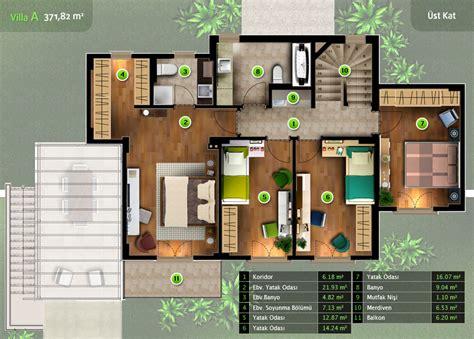 Floorplan Design by Kelebekler Vadisi