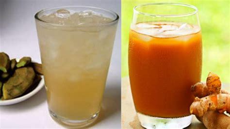 musim kemarau begini cocoknya minum es kunyit asem ini tips membuatnya tribunnews