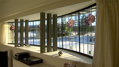 Images Of Curtain Designs by The Highlands Charles Rennie Mackintosh House Bbc News