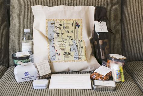 Wedding Welcome Bags: How You Should Pack Yours   Inside
